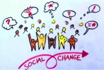Photo - Social Change graphic