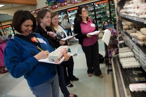 Photo- Food costing at the Grocery store