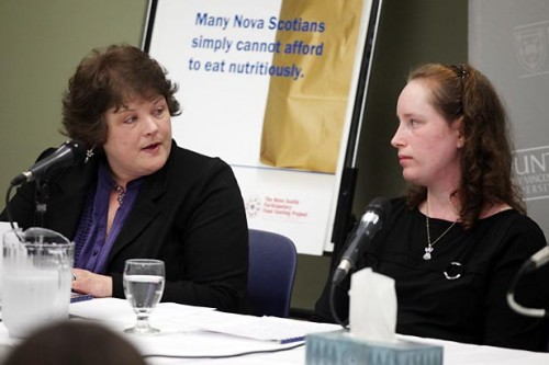 Media release photo - Report on 2010 Food Costing - Panel2