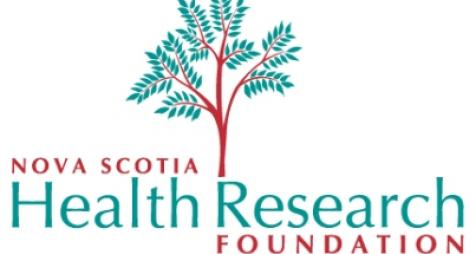 Nova Scotia Helath Research Foundation logo