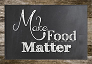 Make Food Matter logo