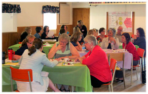 Photo - Community dialogue