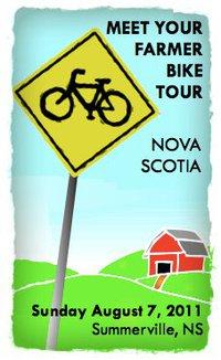 Meet Your Farmer Bike Tour!