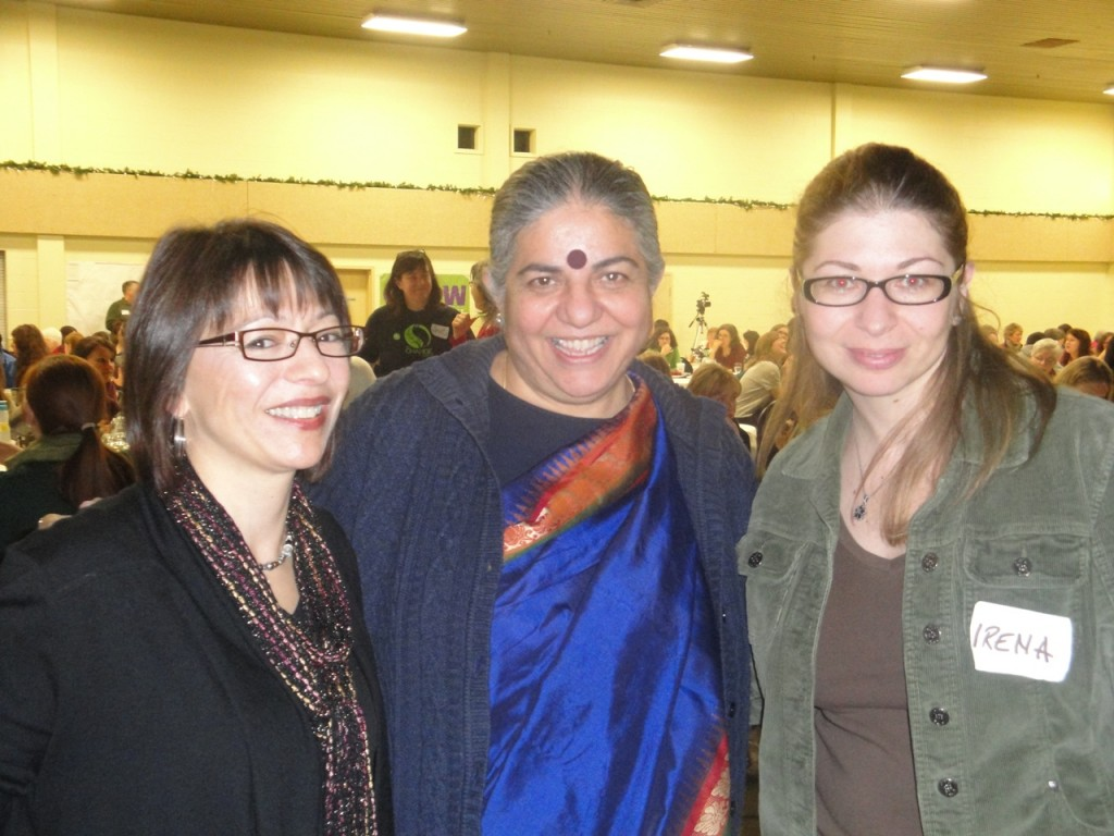 Vandana Shiva & Guests