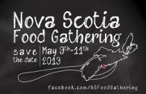 Nova Scotia Food Gathering