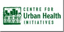 Graphic - Logo - Centre for Urban Health Initiatives