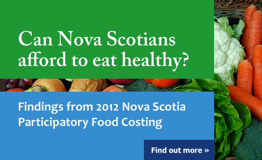 Media Release of the Finding of the 2012 Participatory Food Costing Report