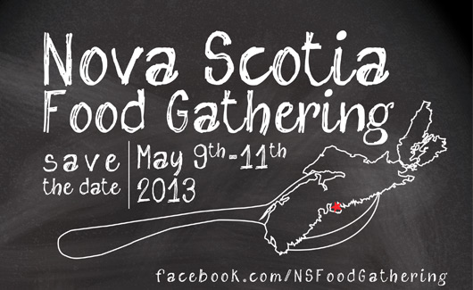 Registration is now open for the NS Food Gathering!