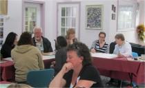 Sackville training 2012