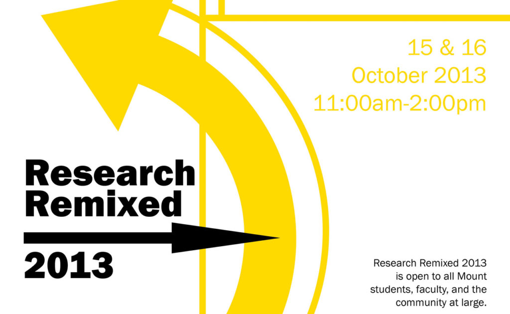 Research Remixed 2013