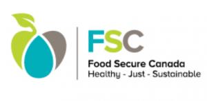 Logo - Food Secure Canada