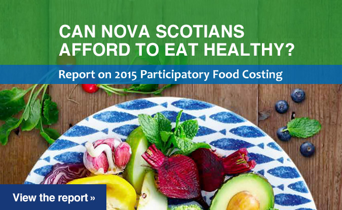 2015 Participatory Food Costing Report