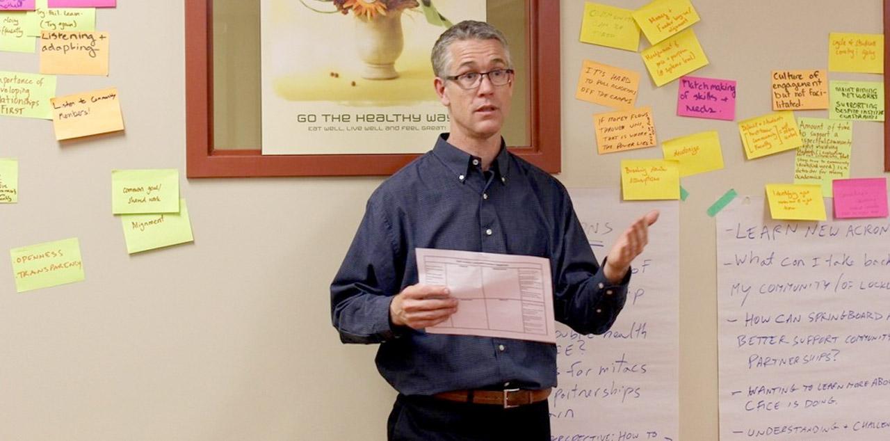 Community-Campus Engagement Halifax Roundtable
