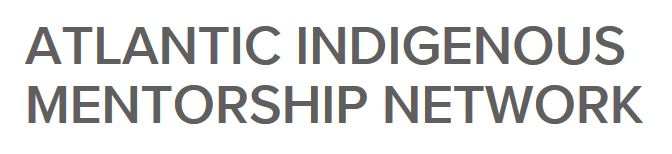 Atlantic Indigenous Mentorship Network Logo